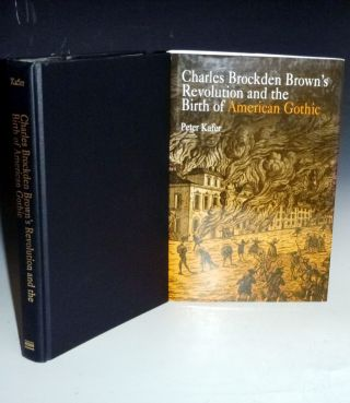 Charles Brockden Brown's Revolution and the Birth of American Gothic