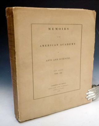 Memoirs of the American Academy (Volume 5