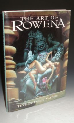 The Art of Rowena (Signed By Her)