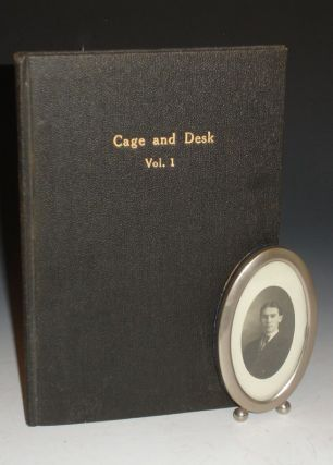 Cage and Desk, Vol. 1:1-1:9 [January 1918-September 1918]. Joseph D. And Coles