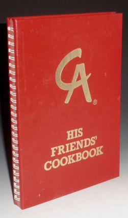CA; His Friends' Coobook (signed By Gary & Monika Niblett). Thomas M. Watson