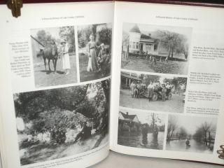 A Pictorial History of Lake County, California