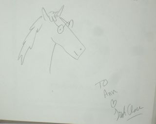 Goodnight Horsey (inscribed By the Author with a Sketch of Horsey)