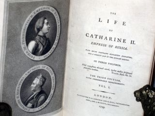The Life of Catharine II: Empress of Russia