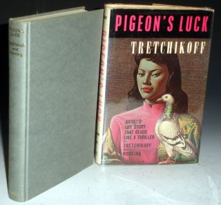 Pigeon's Luck (signed By Victor Tretchikoff). Vladimir Tretchikoff, Anthony Hocking