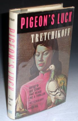 Pigeon's Luck (signed By Victor Tretchikoff)