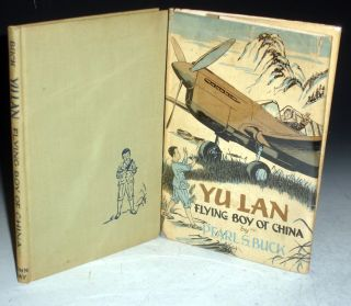 Yu Lan Flying Boy of China. Pearl S. Buck.