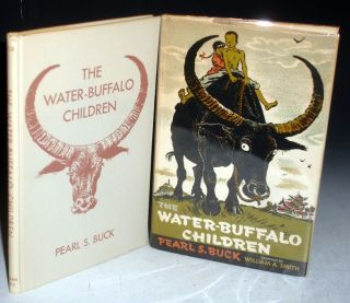 The Water Bufffalo Children. Pearl S. Buck.