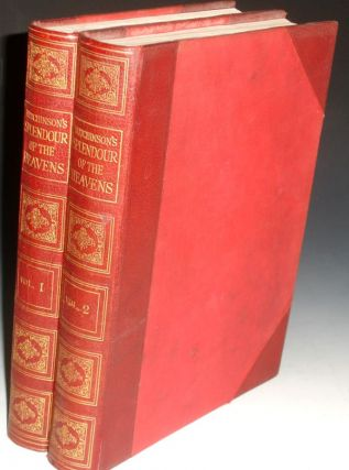 Hutchinson's Splendour of the Heavens: a Popular Authoritative Astronomy (2 Vol set). Theodore Evelyn Reece Phillips, H W, Stevenson.