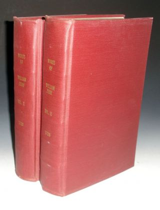 A Collection of the works of William Penn.: In Two Volumes.: To Which is Prefixed a journal of...