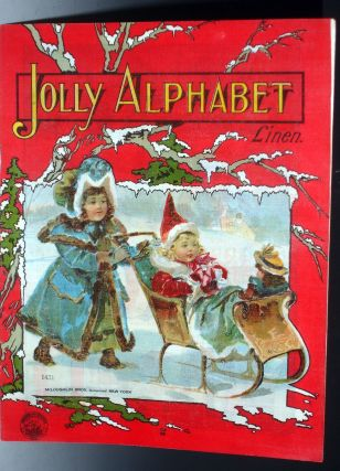 Jolly Alphabet. Inc McLoughlin Bros.