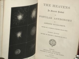 The Heavens; an Illustrated Handbook of Popular Astronomy