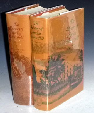 The History of Ancient Wethersfield. Sherman W. Adams, Henry Reed Stiles.