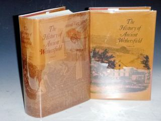 The History of Ancient Wethersfield