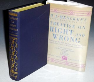 Treatise on Right and Wrong