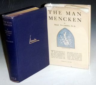 The Man Mencken; a Biographical and Critical Survey