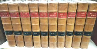 A Complete Collection of State Trials, and Procedings for High-Treason, and Other Crimes and...