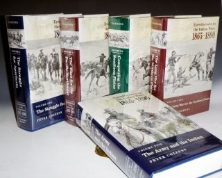 Eyewitnesses to the Indian Wars, 1865-1890 (5 volume set); I. Struggle for Apacheria; II. Wars for the Pacific Northwest; III. Conquering the Southern Plains; IV. The Long War for the Northern Plains; V. The Army and the Indian