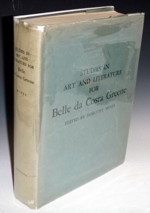 Studies in Art and Literature for Belle Da Costa Greene