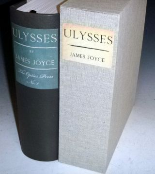 Ulysses (Special Facsimile Edition of the 1928 edition). James Joyce
