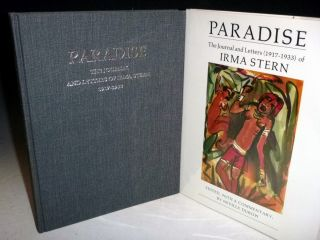 Paradise: the Journals and letters of Irma Stern