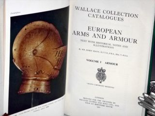 European Arms and Armour: Text with Historical Notes and Illustrations, Fifth Ed, Revised