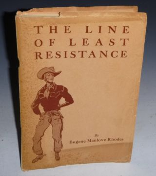 The Line of Least Resistance (ed. By W.H. Hutchinson). edited and Published, Personal, W H....