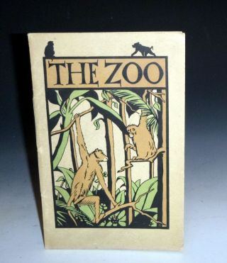 The Zoo; Described and Illustrated. Robert and Moira Gibbings
