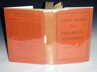 Sixty Years of Psychical Research; Houdini and I Among the Spiritualists