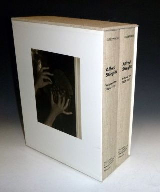 Alfred Stieglitz :the Key Set, the Alfred Sieglitz Collection of Photographs. 2 Volume Set in...