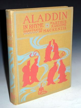Aladdin and His Wonderful Lamp. Arthur Ransome