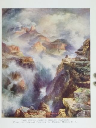 Seven Wonderlands of the American West; Being the notes of a Traveler Concerning the Various Pilgrimages to the Yellowstone National Park, the Grand Canyon National Park, Zion National Park....and the Petrified Forests of Arizona