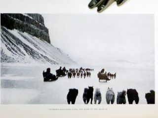 Hunting with the Eskimos: The Unique Record of a Sportsmen's Year Among the Northernmost Tribe. The Big Game Hunting, the Native Life and the Battle for Existence Through the Long Arctic Night. Signed By the Author.