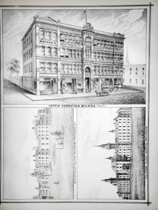 History of the State of Rhode Island; with Illustrations from Original Sketches