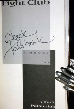 Fight Club (boldly signed By the author)