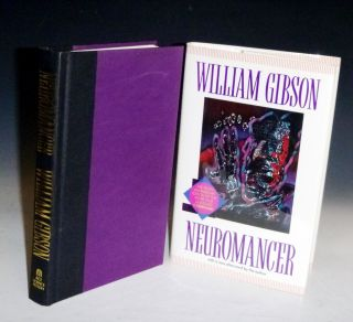 Neuromancer (signed By the author)