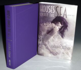 Houses Under the Sea: Mythos Tales (signed By Author in a Limited Edition of Only 1250 copies)