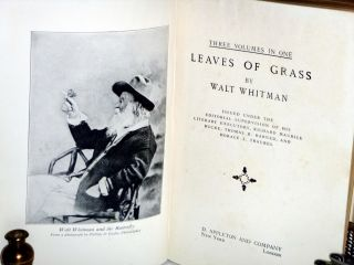 Leaves of Grass (Centenary Edition)