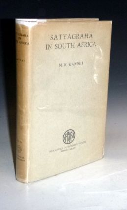 Satyagraha in South Africa (translated from the Gujarati By Valji Govindji Desair