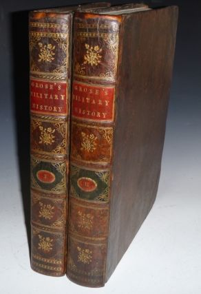 Military Antiquities Respecting a History of the English Army, from the Conquest to the Present Time (2 Volume set)