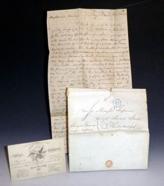 A 4 Page Autographed Letter Signed from John ? Of Key West, Florida to Mary B. Shipman, March 4,...