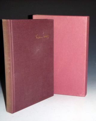 The Optimist's Daughter (signed, Limited 297 of 300 copies) in Slipcase. Eudora Welty