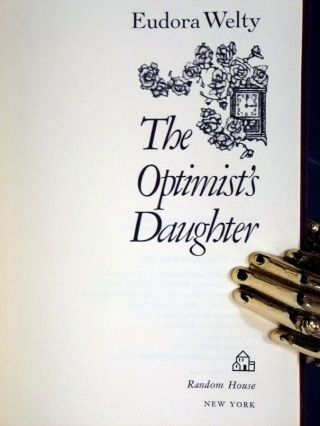 The Optimist's Daughter (signed, Limited 297 of 300 copies) in Slipcase
