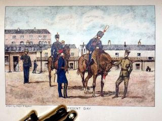 The Historical Memoirs of the XVIIITH Hussars (Princess of Wale's own)