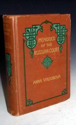 Memories of the Russian Court. Anna Aleksandrovna Vyrubova