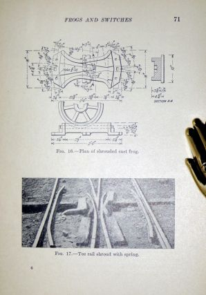 Mine Tracks; Their Location and Construction; Treating Briefly on the Materials Used and the Principles Involved in the Design and Installation with a Set of Rules for a Standard Practice