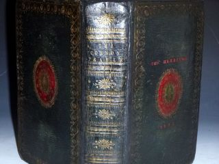 The Book of Common Prayer, and Administration of the Sacrament [sic] ...together with the Psalter..(with notes) to Which is Added the New Version of the Psalms (with Double fore-edge paintings)