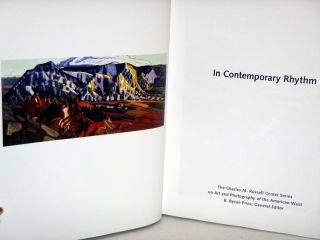 In Contemporary Rhythm: The Art of Ernest L. Blumenschein ( Foreword By James K. Ballinger, Lewis L. Sharp and Cathy L. Wright)