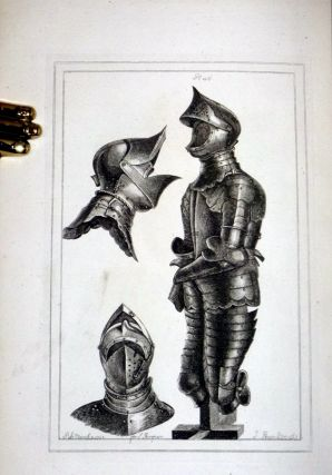 A Treatise on Ancient Armour and Weapons, Illustrated by Plates Taken from the Original Armour in the Tower of London, and Other Arsenals, Museums and Cabinets; [with] SupplEment ...being Illustrations of Ancient & Asiatic Armour & Weapons