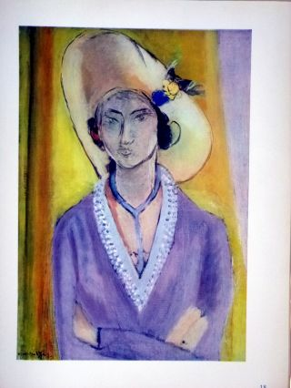 Paintings and Drawings of Matisse with a Critical Survey By Jean Cassou
